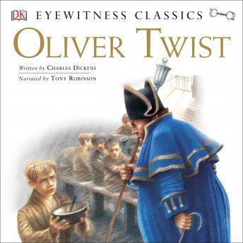 Read & Listen Books: Oliver Twist: DK Classics