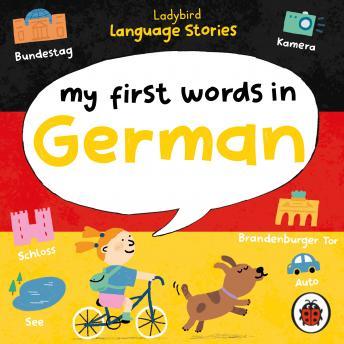 Ladybird Language Stories: My First Words in German