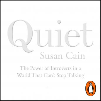 Quiet: The Power of Introverts in a World That Can't Stop Talking sample.