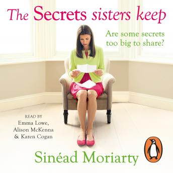 Secrets Sisters Keep: The Devlin sisters, novel 2, Sinéad Moriarty