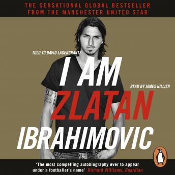 Download I Am Zlatan Ibrahimovic by Zlatan Ibrahimovic