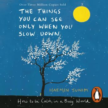 Things You Can See Only When You Slow Down: How to be Calm in a Busy World, Haemin Sunim