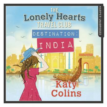 Destination India, Katy Colins