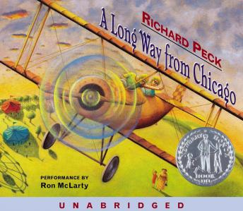 Long Way From Chicago: A Novel in Stories, Richard Peck