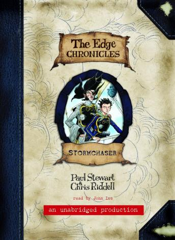 Stormchaser: The Edge Chronicles Book 2, Chris Riddell, Paul Stewart