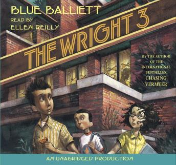 Wright Three, Blue Balliett