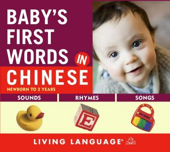 Download Baby's First Words in Chinese by Erika Levy