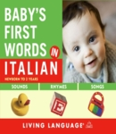 Baby's First Words in Italian, Erika Levy