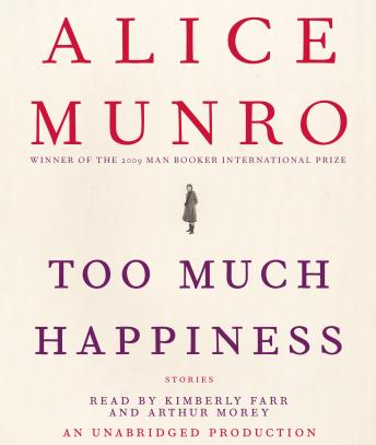 alice munro too much happiness pdf free download