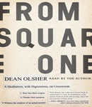 From Square One: A Meditation, with Digressions, on Crosswords, Dean Olsher