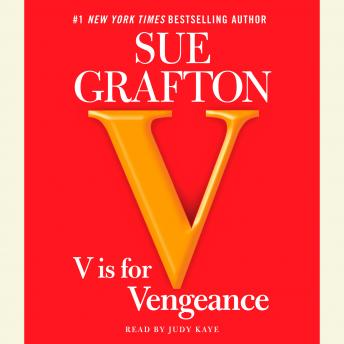 V is for Vengeance sample.