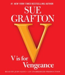 V is for Vengeance, Sue Grafton