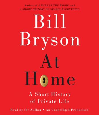 At Home: A Short History of Private Life sample.