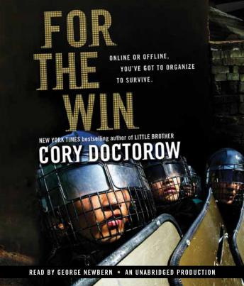 For the Win, Cory Doctorow