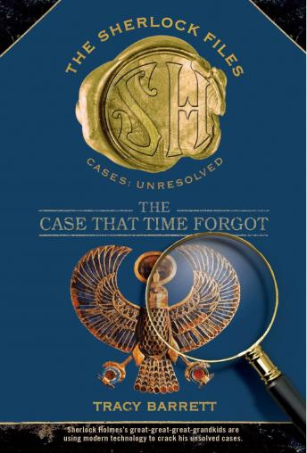 The Case that Time Forgot: The Sherlock Files #3