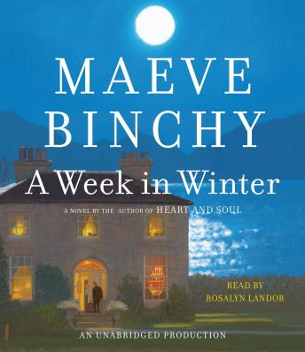 Week in Winter, Maeve Binchy