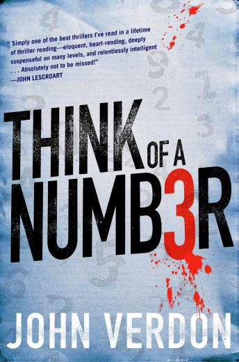 Think of a Number: A Novel, John Verdon