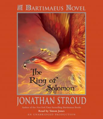 Ring of Solomon: A Bartimaeus Novel: A Bartimaeus Novel, Jonathan Stroud