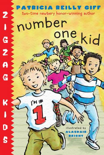 Number One Kid: Zigzag Kids Book 1