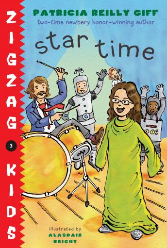Star Time: Zigzag Kids Book 4