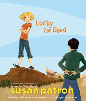 Lucky for Good, Susan Patron