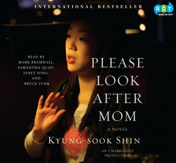 Please Look After Mom, Kyung-Sook Shin
