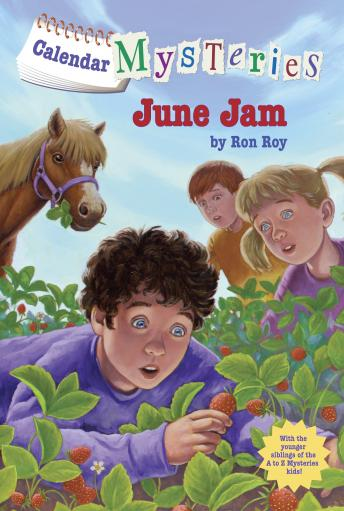 Calendar Mysteries #6: June Jam, Ron Roy