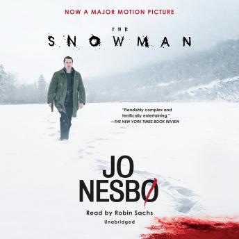 Snowman: A Harry Hole Novel, Jo Nesbo