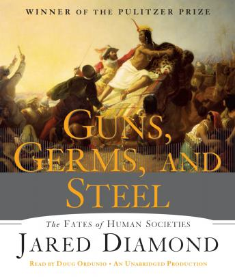 thesis of guns germs and steel by jared diamond Society in guns, germs, and steel the book guns, germs, and steel by jared diamond offer a fresh perspective that explains the demise and the thesis and.