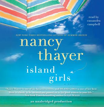Island Girls: A Novel, Nancy Thayer