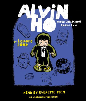 The Alvin Ho Super Collection: Books 1-4