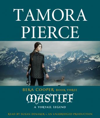 Mastiff: The Legend of Beka Cooper #3, Tamora Pierce