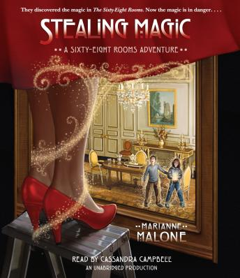 Stealing Magic: A Sixty-Eight Rooms Adventure, Marianne Malone