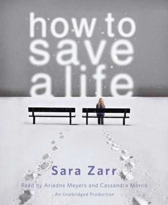 How to Save a Life, Sara Zarr