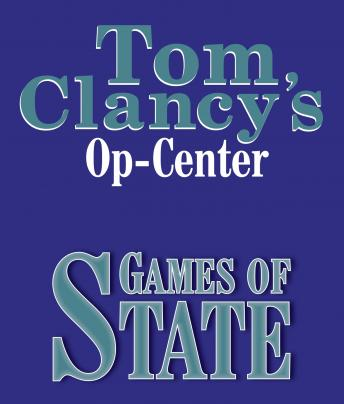 Tom Clancy's Op-Center #3: Games of State sample.