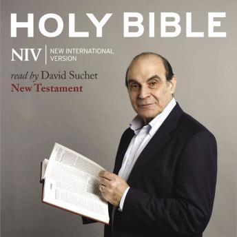 Complete NIV Audio Bible (New Testament)