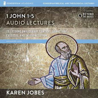 Download 1 John: Audio Lectures by Karen H. Jobes