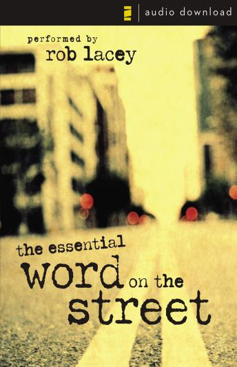 Essential Word on the Street, Audio Download, Rob Lacey