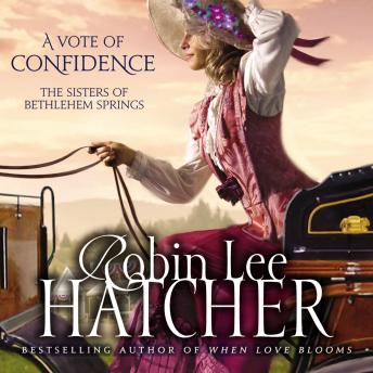 Vote of Confidence, Audio book by Robin Lee Hatcher