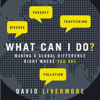 What Can I Do?: Making a Global Difference Right Where You Are, David Livermore, Tom Parks