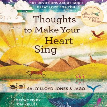 Thoughts to Make Your Heart Sing, Sally Lloyd-Jones