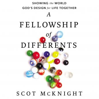 Fellowship of Differents: Showing the World God's Design for Life Together, Scot McKnight