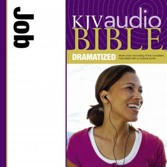 KJV, Audio Bible, Dramatized: Job, Audio Download, Zondervan Publishing