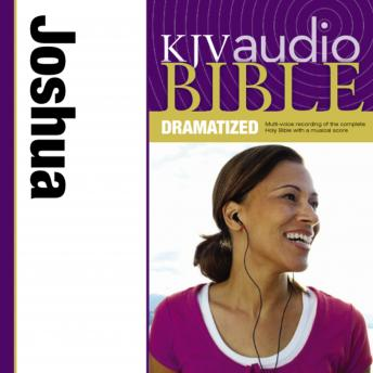 KJV, Audio Bible, Dramatized: Joshua, Audio Download, Zondervan Publishing