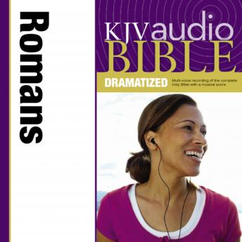 KJV, Audio Bible, Dramatized: Romans, Audio Download, Zondervan Publishing