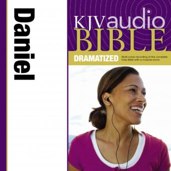 KJV, Audio Bible, Dramatized: Daniel, Audio Download, Zondervan Publishing