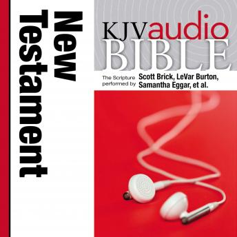 Pure Voice Audio Bible - King James Version, KJV: New Testament
