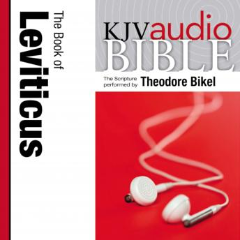 Pure Voice Audio Bible - King James Version, KJV: (03) Leviticus