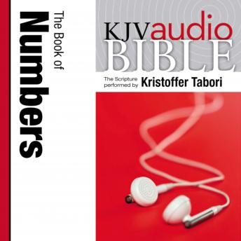 Pure Voice Audio Bible - King James Version, KJV: (04) Numbers
