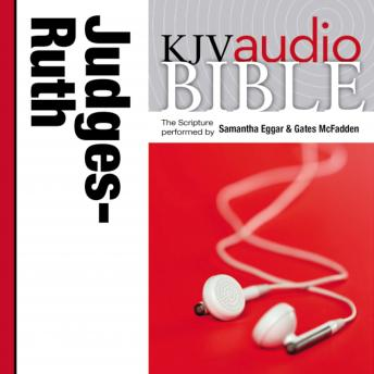 Pure Voice Audio Bible - King James Version, KJV: (07) Judges and Ruth, Zondervan